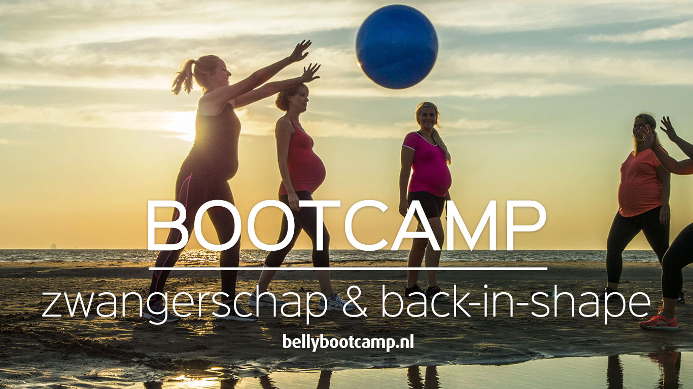 Zwangerschap en Back-in-Shape Belly Bootcamp